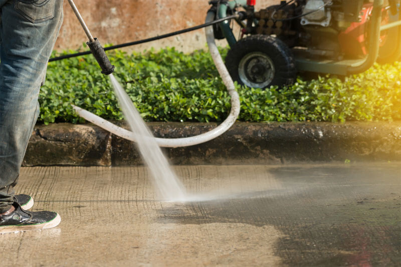 Pressure Washing With A Garden Hose Step By Step User Guide